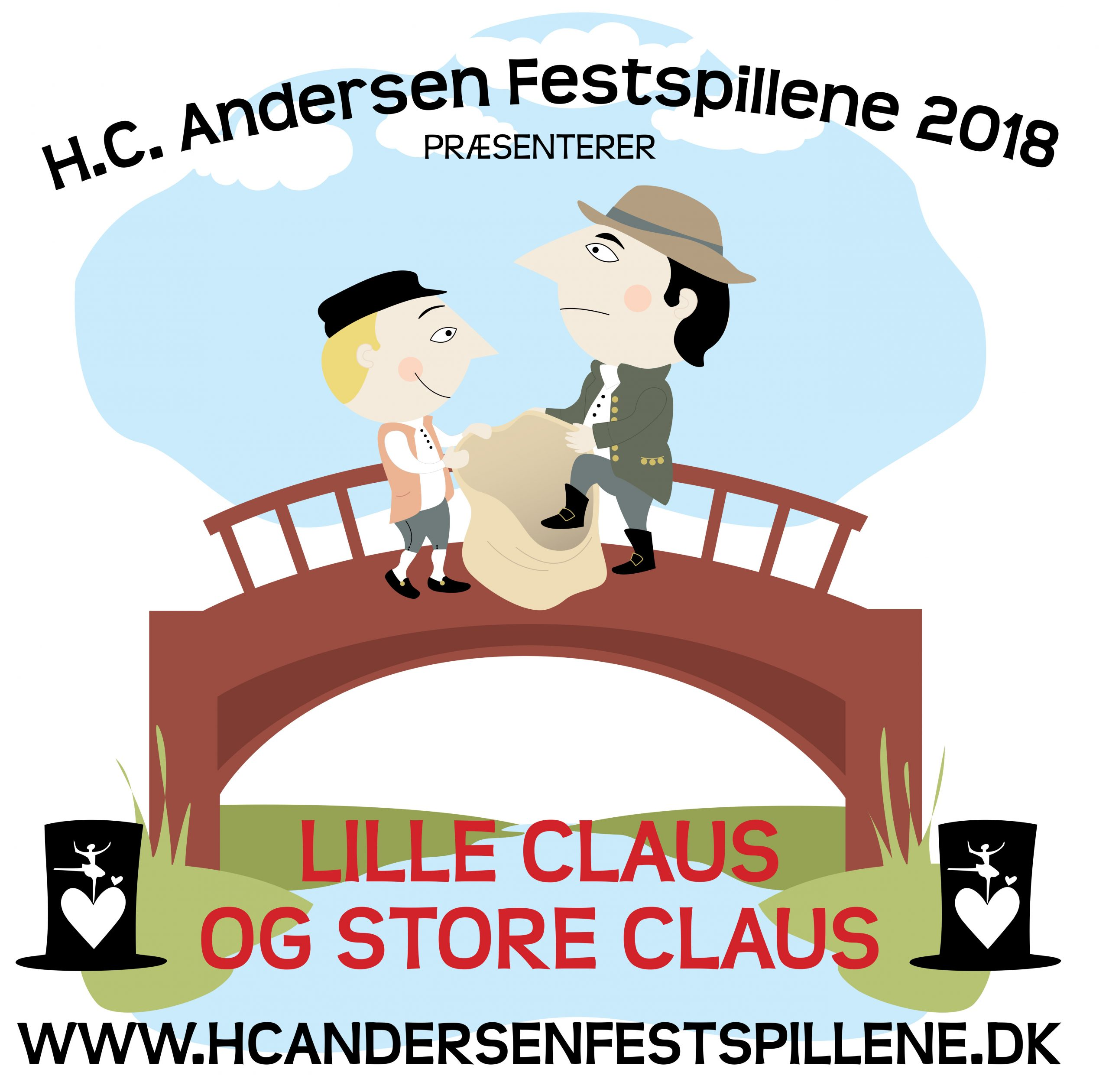 Lille Claus og store Claus program_FINAL-1 billede