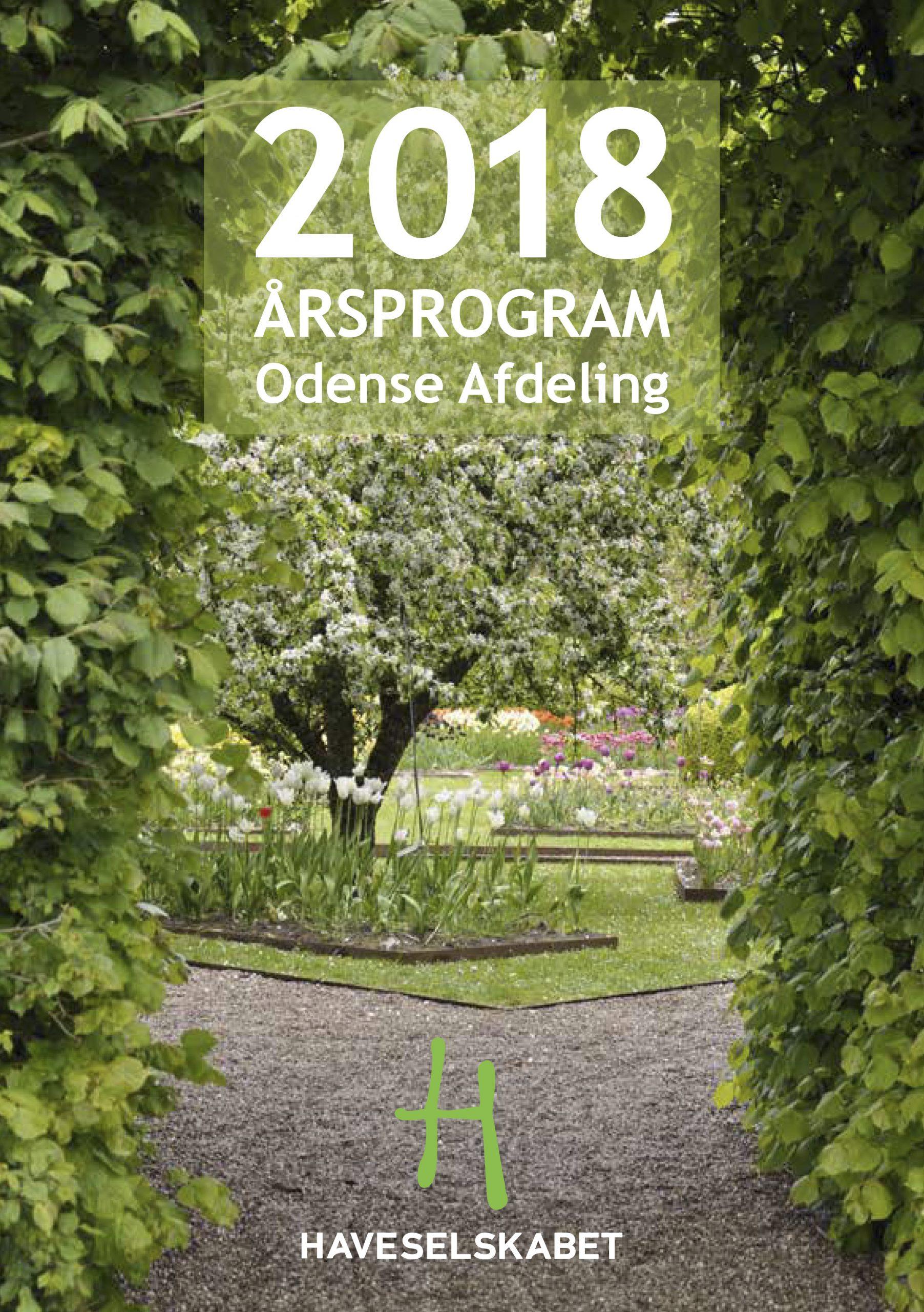 Dansk Haveselskab Årsprogram 2018_godkendelse-1 billede